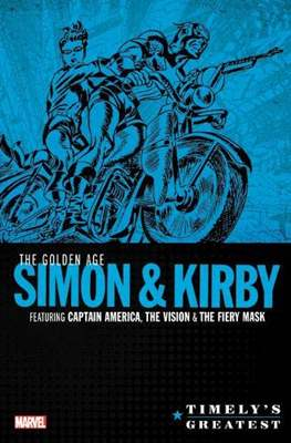 The Golden Age Simon & Kirby - Timely's Greatest