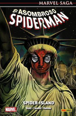 Marvel Saga: El Asombroso Spiderman (Cartoné) #34