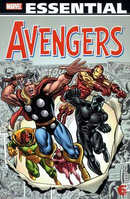 Essential Avengers (Softcover 2nd Edition) #6