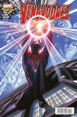 Los Vengadores Vol. 4 (2011-) (Grapa) #74