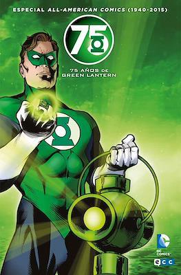 Especial All-American Cómics (1940-2015): 75 años de Green Lantern
