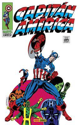 Capitán América. Marvel Gold (Omnigold) #2