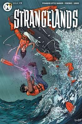 Strangelands (Comic Book) #7
