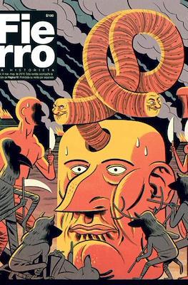 Fierro (tercera época) (Rústica 96 pp) #4