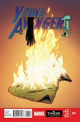 Young Avengers Vol. 2 (2013-2014) (Comic-book) #11