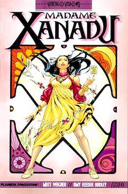 Madame Xanadu. Vertigo Visions