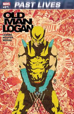 Old Man Logan Vol. 2 (Comic-book) #21