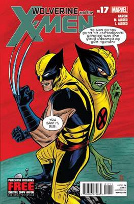 Wolverine and the X-Men Vol. 1 (Comic-Book) #17