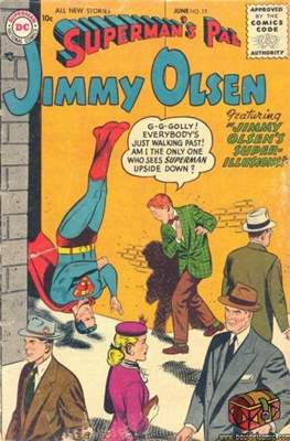 Superman's Pal, Jimmy Olsen / The Superman Family (Comic Book) #13