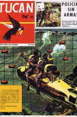 Tucán (Cuaderno (1966)) #8