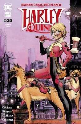 Batman: Caballero Blanco presenta - Harley Quinn #3