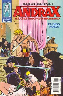 Andrax, el ultimo guerrero #5