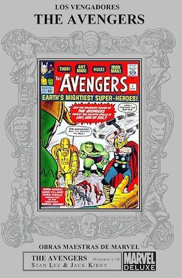 Los Vengadores. Obras Maestras de Marvel - Marvel Deluxe