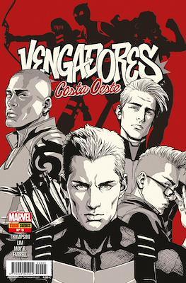 Los Vengadores Costa Oeste #5