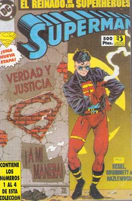 Superman Vol. 3 (1993-1996)
