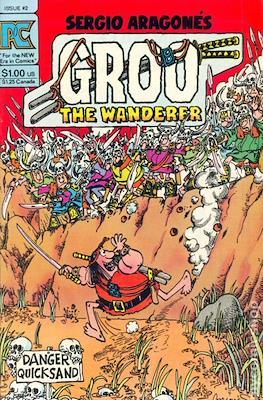Groo The Wanderer Vol 1 (1982-1984) (Grapa) #2