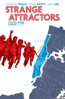 Strange Attractors (Comic Book) #5
