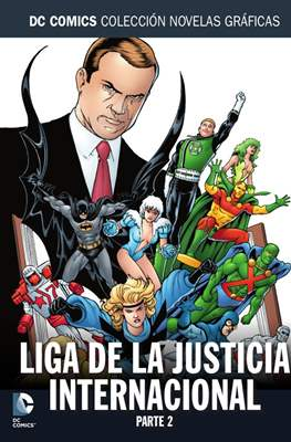 Colección Novelas Gráficas DC Comics #77