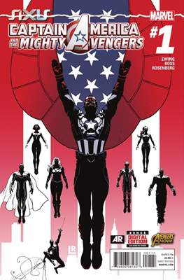 Captain America and the Mighty Avengers (Comic-Book) #1