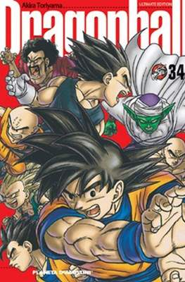 Dragon Ball - Ultimate Edition (Kanzenban) #34