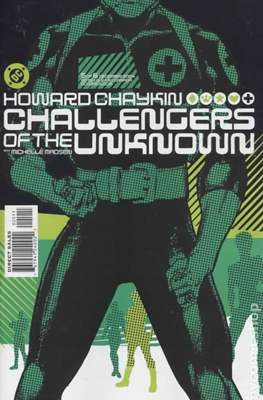 Challengers of the Unknown Vol. 4 (2004) (Comic Book) #5