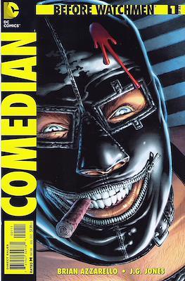 Before Watchmen: Comedian (Grapa) #1
