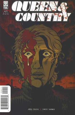 Queen & Country (Comic Book) #29