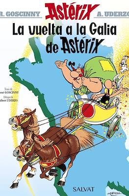 Astérix (2016) (Cartoné, lomo con mancha de Asterix) #5