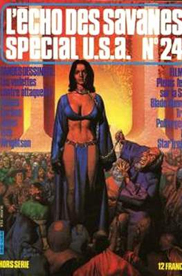 L'Écho des Savanes Spécial USA (Grapa) #24