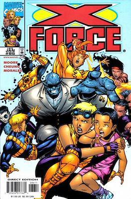 X-Force Vol. 1 (1991-2002) (Comic Book) #86