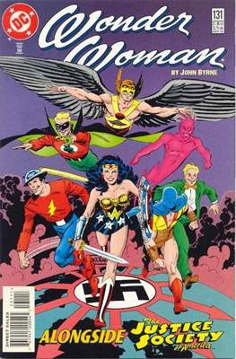 Wonder Woman Vol. 2 (1987-2006) (Comic Book) #131