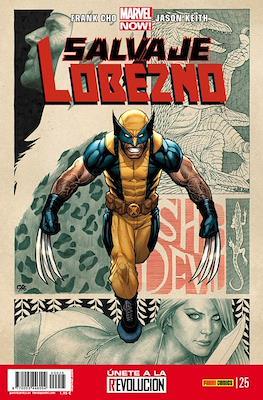 Lobezno Vol. 5 / Salvaje Lobezno / Lobeznos / El viejo Logan Vol. 2 (2011-) (Grapa) #25