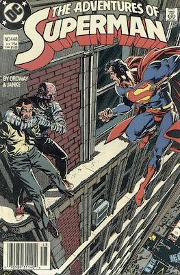 Superman Vol. 1 / Adventures of Superman Vol. 1 (1939-2011) (Comic Book) #448