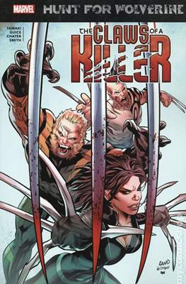 Hunt For Wolverine: The Claws of a Killer