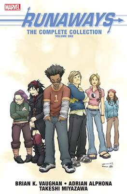 Runaways: The Complete Collection (Rustica) #1