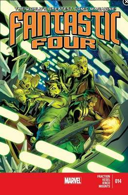 Fantastic Four vol. 4 (Digital) #14