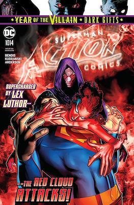Action Comics Vol. 1 (1938-2011; 2016-) (Comic Book) #1014