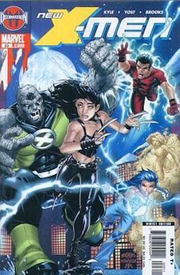 New X-Men: Academy X / New X-Men Vol. 2 (Comic-Book) #23