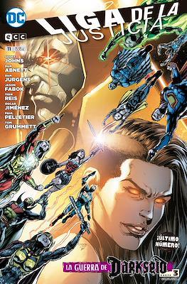 Liga de la Justicia. Nuevo Universo DC (Rústica.) #11