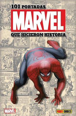 101 portadas Marvel que hicieron historia (2017)