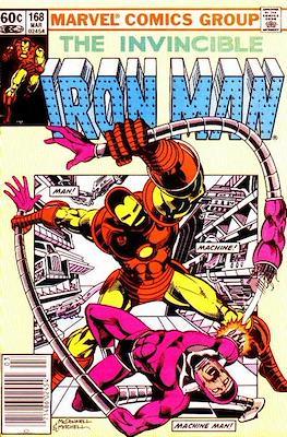 Iron Man Vol. 1 (1968-1996) (Comic book) #168