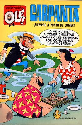 Colección Olé! (1ª Edición - Rústica, 64-80 páginas) #30