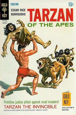 Tarzan (Comic-book) #182