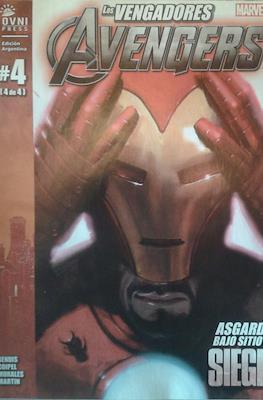 Los Vengadores Avengers Siege (Grapa) #4