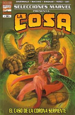 Selecciones Marvel (1999-2002) (Rústica. 17x26. 80-144 páginas. Color) #14