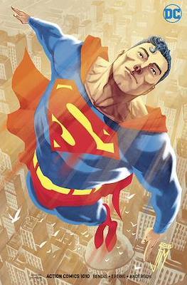 Action Comics Vol. 1 (1938-2011; 2016-... Variant Covers) (Comic Book) #1010