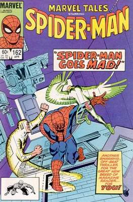 Marvel Tales (Comic Book) #162