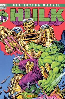 Biblioteca Marvel: Hulk (2004-2006) (Rústica 160 pp) #28