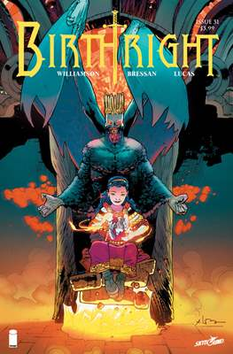 Birthright (Comic-book) #31