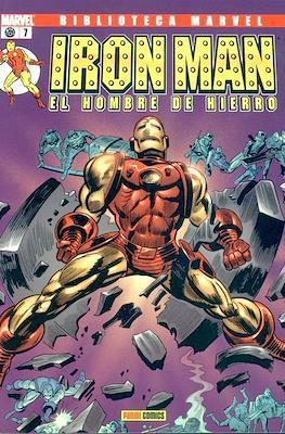 Biblioteca Marvel: Iron Man (2005-2008) (Rústica 160 pp) #7